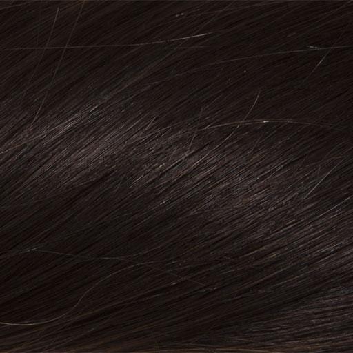 Clip in Vlasy 38cm 70g Mochachino Hnedá 1C-1011