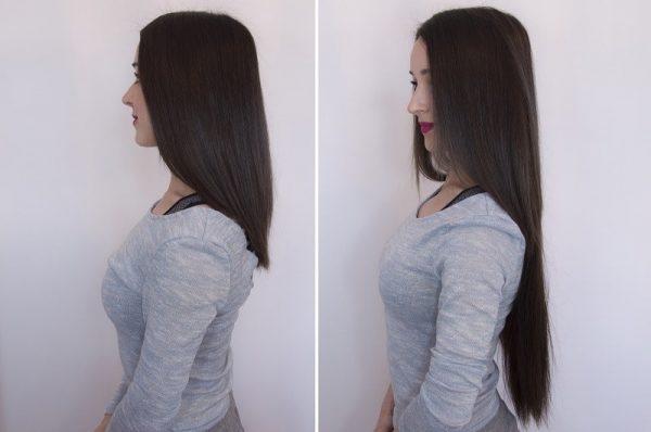 Flip in Vlasy 55cm 160g-632