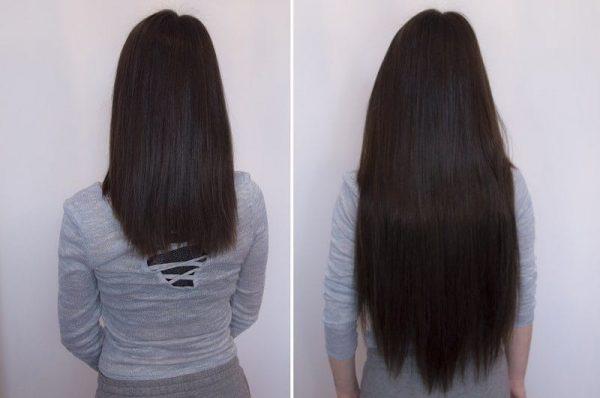 Flip in Vlasy 55cm 160g-630
